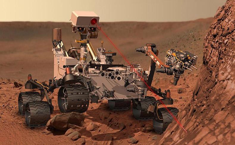 mars-robot