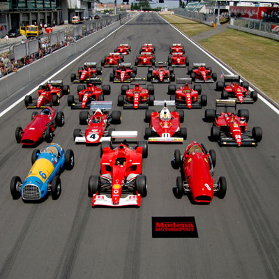 Modena Motorsport - Ferrari Track Days